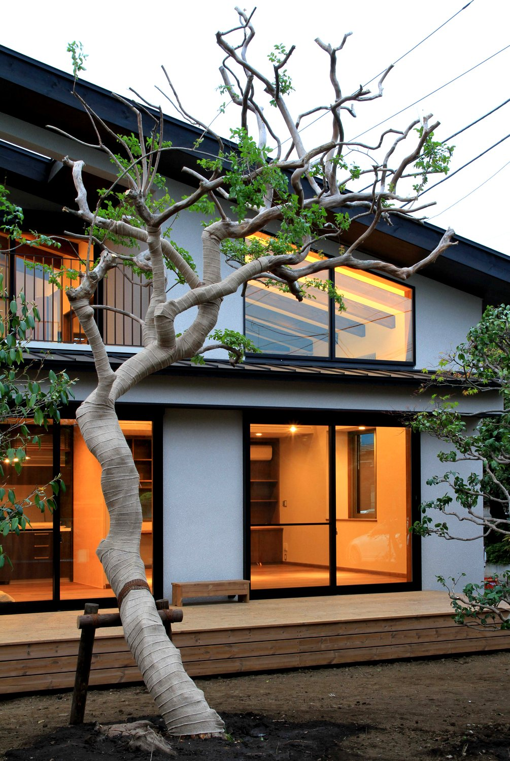 House in Suginami